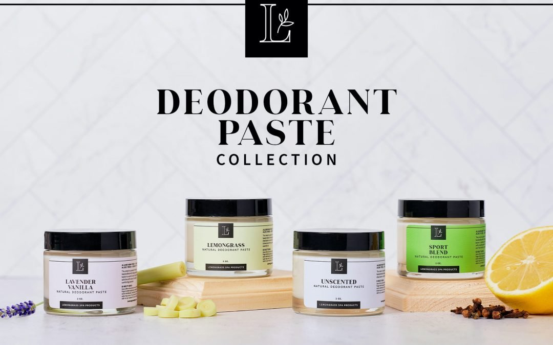 Natural Deodorant Paste That Actually Works!